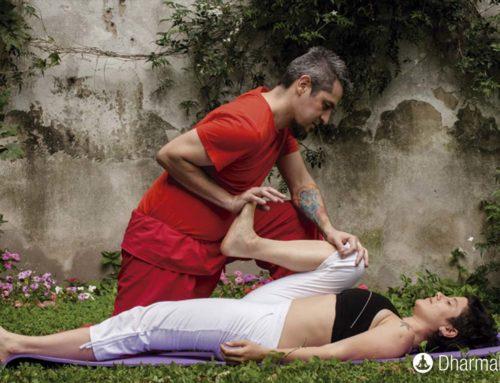 Muriabhyangam, el masaje articular